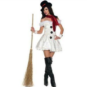 """NWOT """"Snowed In"""" Snow Girl Costume"""