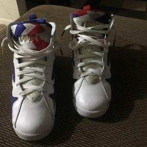 Air Jordan7 Olympic Alternate