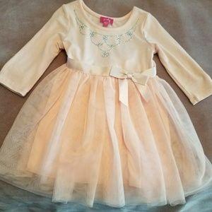 Pinky Pink tutu dress 3T