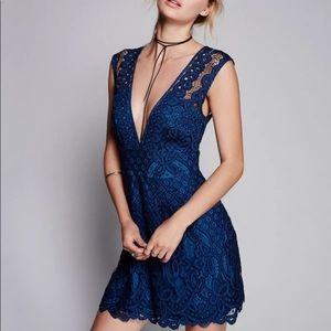 Free People One Million Lovers lace dress 0