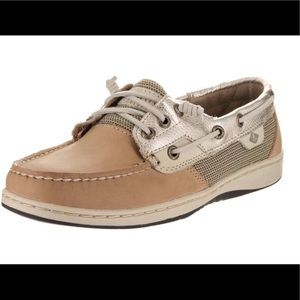 Sperry Slip on boat shoes women's new shoes