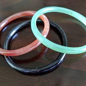 Italian Glass Bracelets