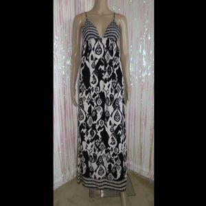 Tribal Maxi Dress 521