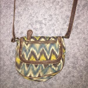 American Eagle cross body bag