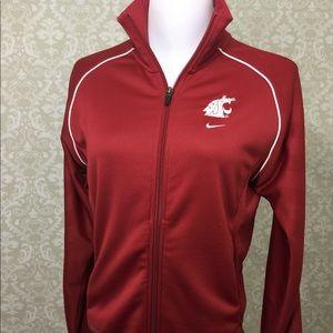Nike WSU zip up
