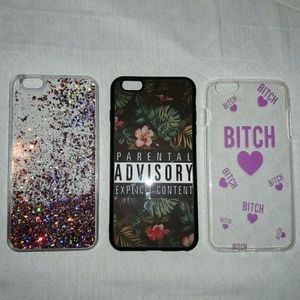 3 iPhone 6/6s plus phone cases