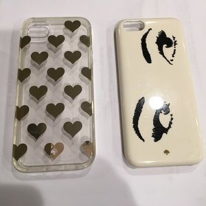 Kate Spade iPhone 5c cases