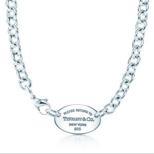 Tiffany & Co Return to Sender Choker