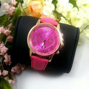 Fuchsia Watch