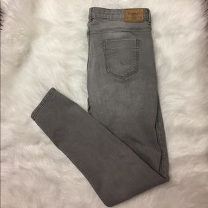 Zara Core Denim Gray Jeans size 32
