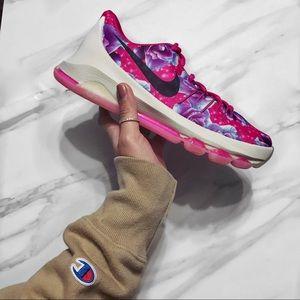 Nike KD 8 Premium Aunt Pearl Floral