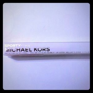 Michael Kors Sporty Citrus & Lip Luster
