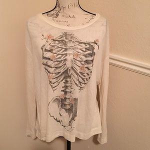 WILDFOX skeleton jumper