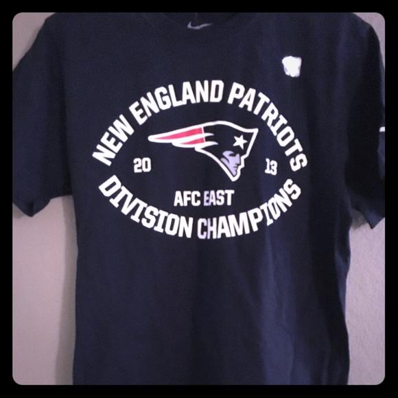 Nike New England Patriots T-Shirt Size Medium ae545841f