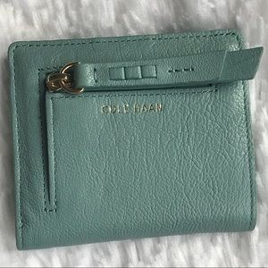 ✨NWT✨COLE HAAN Unique+Rare Mini Wallet 💳