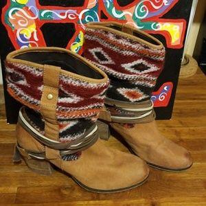 AMAZING Steve madden size 10 boots