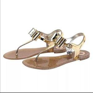 Bcbg jelly sandal
