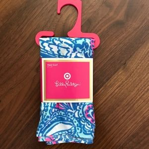 Lilly Pulitzer for Target NWT scarf