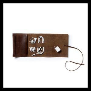 Rustico Leather Cord Wrap
