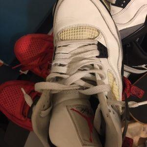Jordan 4s cement og