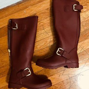 Steve Madden Rain Boots - Size 7