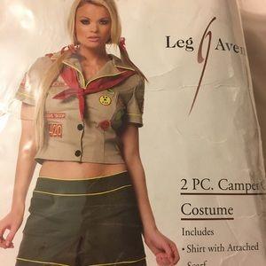 Happy Camper Halloween costume