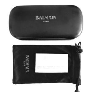 Balmain Jewelry Storage Hard case soft pouch