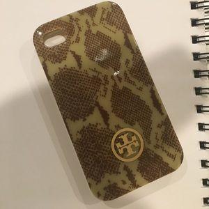 Tory Burch iPhone 5 phone case