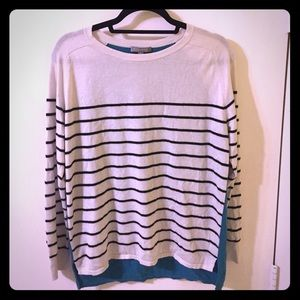 Neiman Marcus Cashmere Collection LS Top