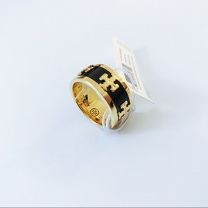Authentic Brand new Tory Burch ring