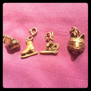 Sterling Silver Sundance Jewelry Co. Charms