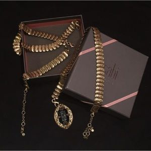 Cabi Heirloom Necklace Style No. 2047