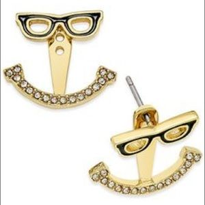 Kate Spade Eyeglass Earrings