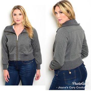 Jackets & Blazers - PLUS SIZE JACKET