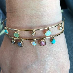 Petite Flutter Cuff bracelet