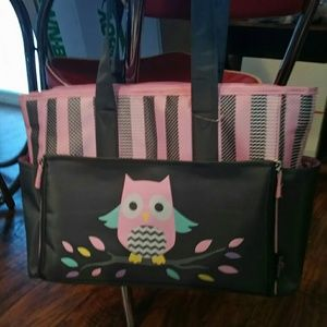 Other - Owl diaper bag