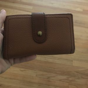 USED fossil wallet