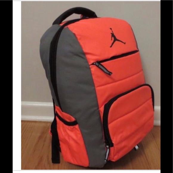 ffc19e7f5083f6 Nike Jordan HYPER jumpman backpack NWT