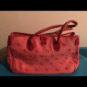 Red Dooney and Burke bag