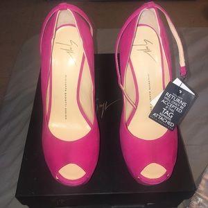 Giuseppe Zanotti Shoe Jem 105 scarpa 371/2