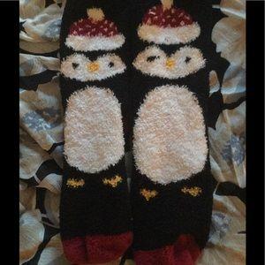 Aeropostale Penguin Socks