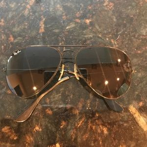 Authentic vintage Ray-Ban's