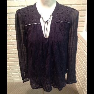 Anthropologie TINY Blouse
