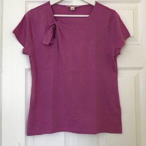Banana Republic Pink Top, Size Medium
