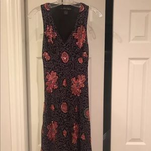 Nicole Miller sequence dress size 4/6