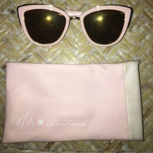 Quay X Too Faced My Girl Sunglasses