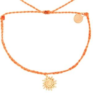 🌞NEW Pura Vida Rose Gold Sun Coral bracelet