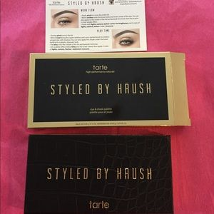 Tarte limited edition Styled By Hrush Palette New!