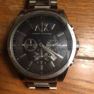 Armani exchange ax2084 wrist watch for men