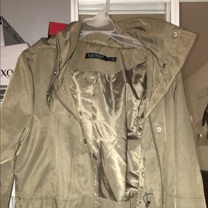 Ralph Lauren rain jacket/coat